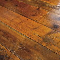 Weatherboard Flooring