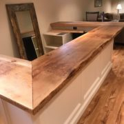 White Pine Plank Top